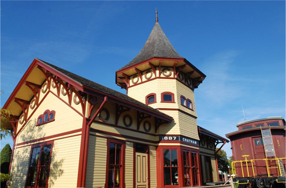 Chatham Railroad Museum